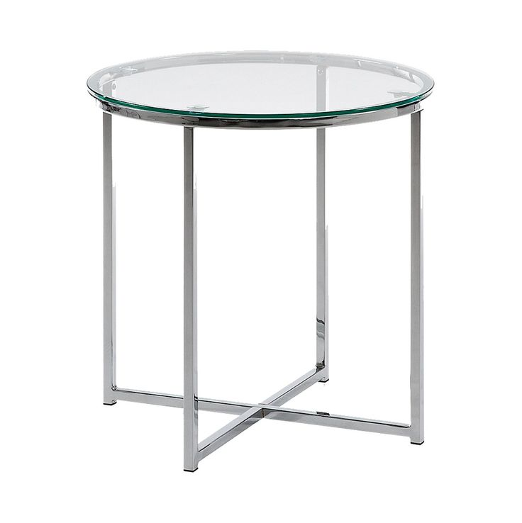 Las 25 mejores ideas sobre mesa redonda cristal en pinterest lamparas para sala silla de for Mesa redonda cristal