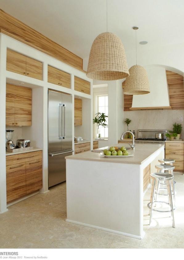 natural wood and white kitchen http://www.jeanallsopp.com/