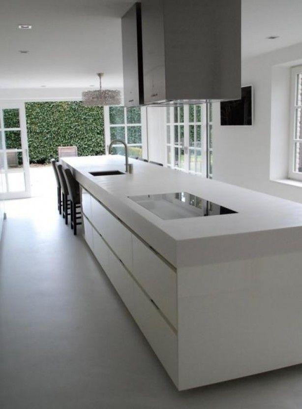 Inspirerend   Kees Marcelis interieur keuken Door willemienhofs