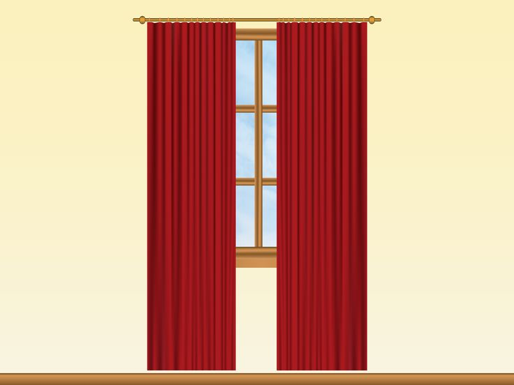 Superb How To Install Curtain Rods    Via WikiHow.com My Tip: When Doing