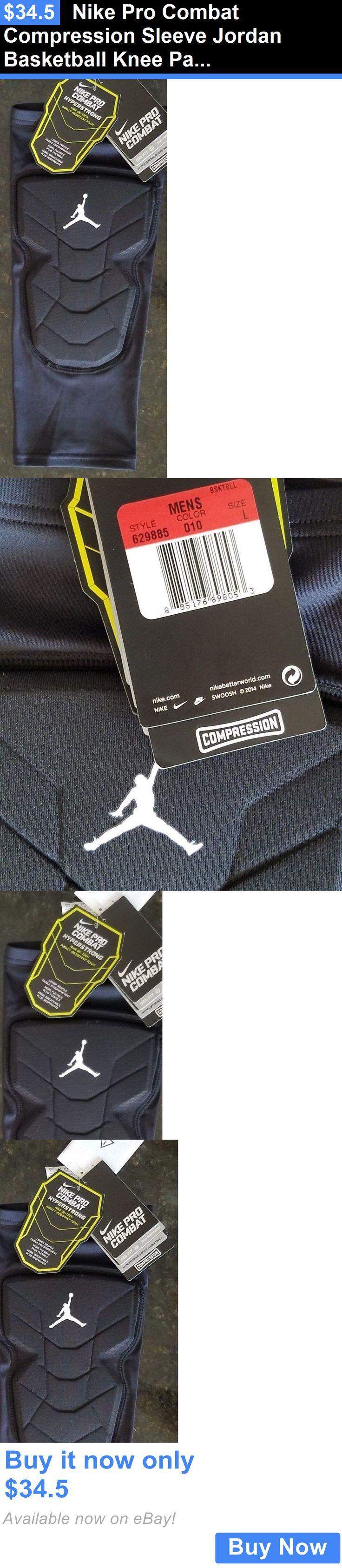 Basketball nike pro combat compression sleeve jordan