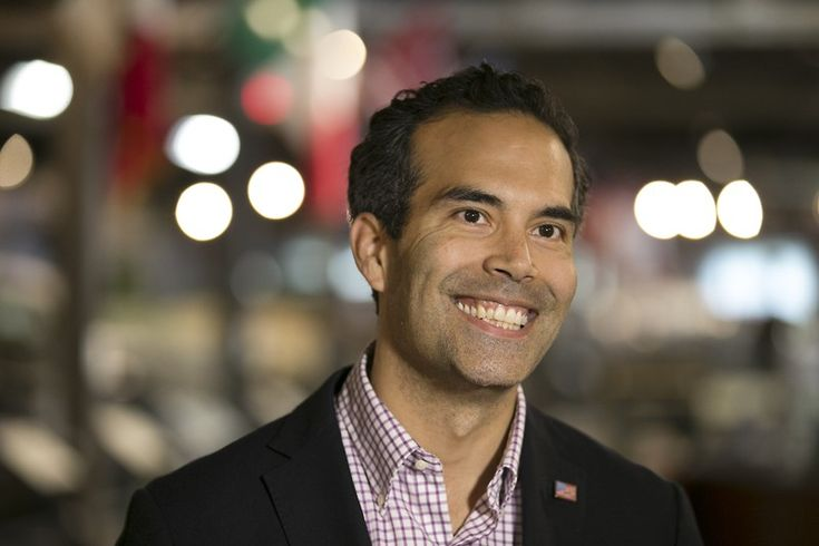 """In the tweet, the president's son says that, """"Elections are about choices. In 2016, @GeorgePBush endorsed @realDonaldTrump and campaigned for him."""""""