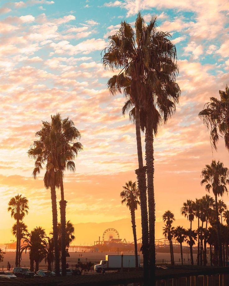 Santa Monica Pier b Debodoes | CaliforniaFeelings.com #california #cali #LA #CA #SF