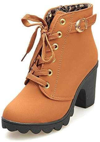 b0c763a4e99 Feitengtd Women Lucky Boot