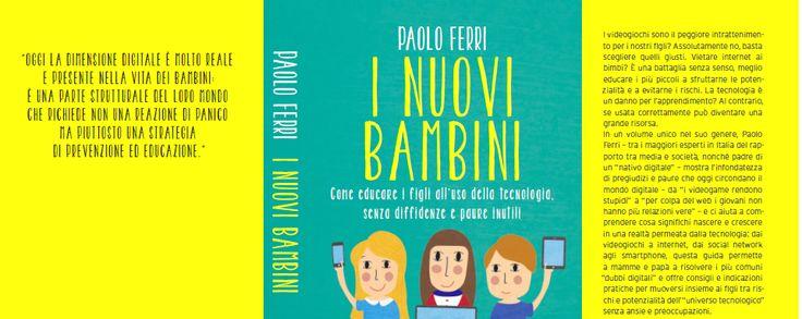 La copertina del mio nuovo libro in uscita il 28 ottobre da Rizzoli, segnalo anche questo mio articolo http://www.agendadigitale.eu/egov/1108_libri-digitali-il-grande-bluff-di-renzi.htm