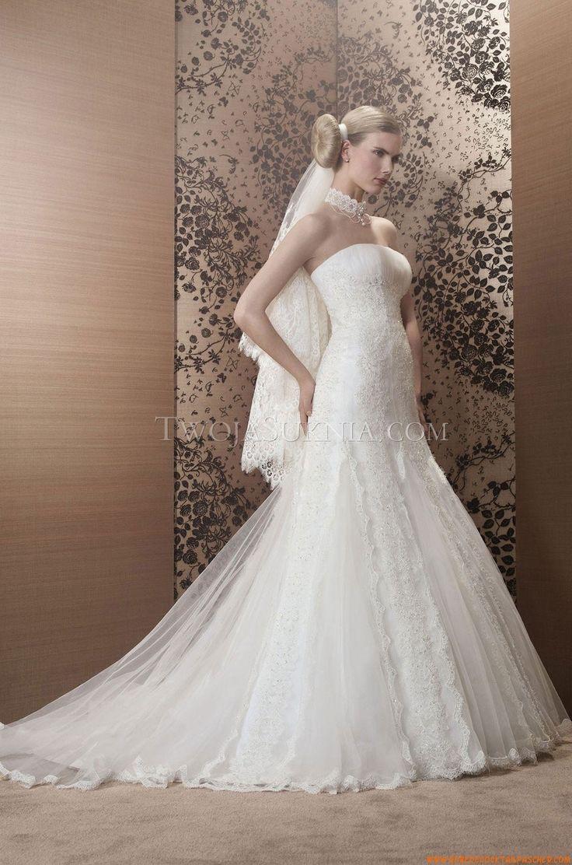 Robe de mariée Pronuptia Paris Sibylle 2013