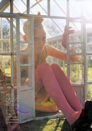 Toujours en Vogue: Alice pt. 2