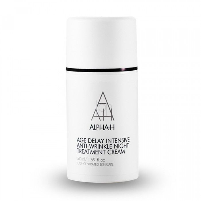 Alpha-H Age Delay Intensive Anti-Wrinkle Night Treatment Cream 50ml