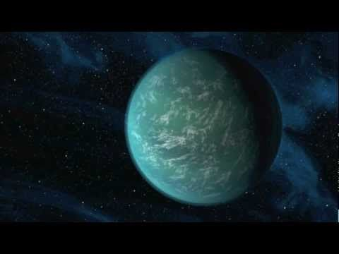 Video-illustration about Kepler 22-b. (Please excuse some of the comments below the clip, people can be extremely brainless) :)
