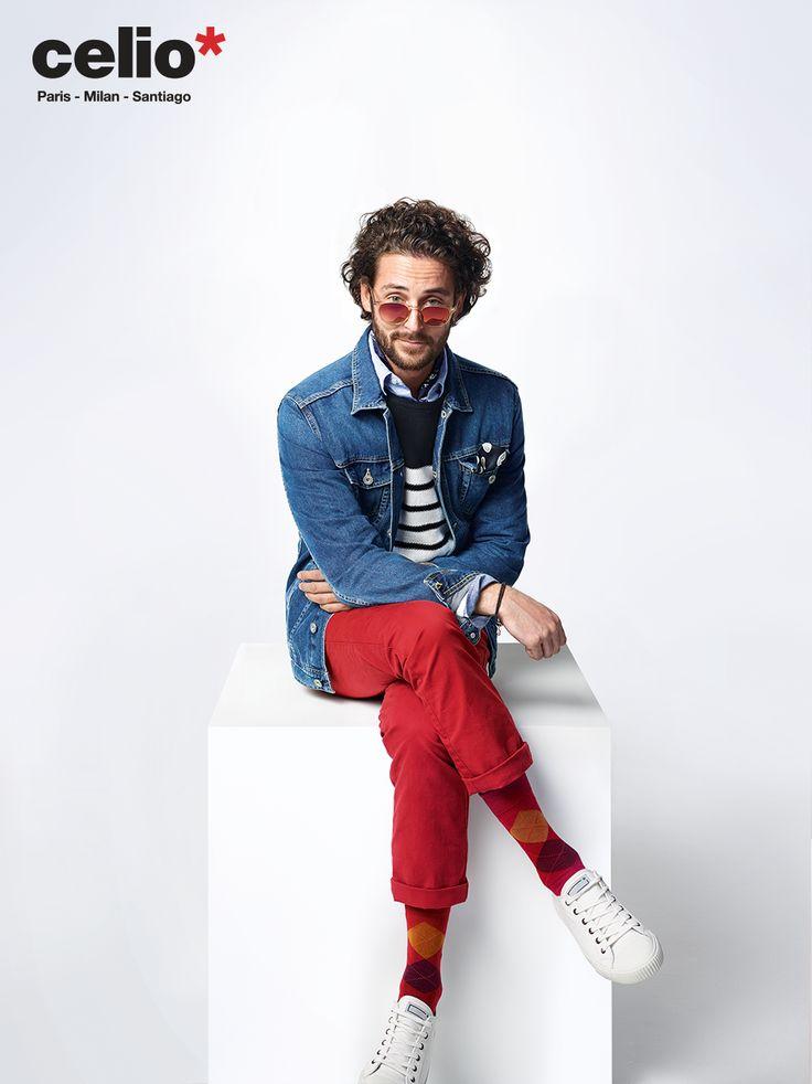 www.celio-chile.cl #outfit #menswear #celiochile