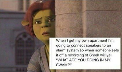 "Generic ""Shrek is love, Shrek is life"" title goes here."