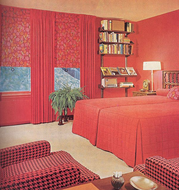 78 Best Images About Mid Century Bedrooms On Pinterest