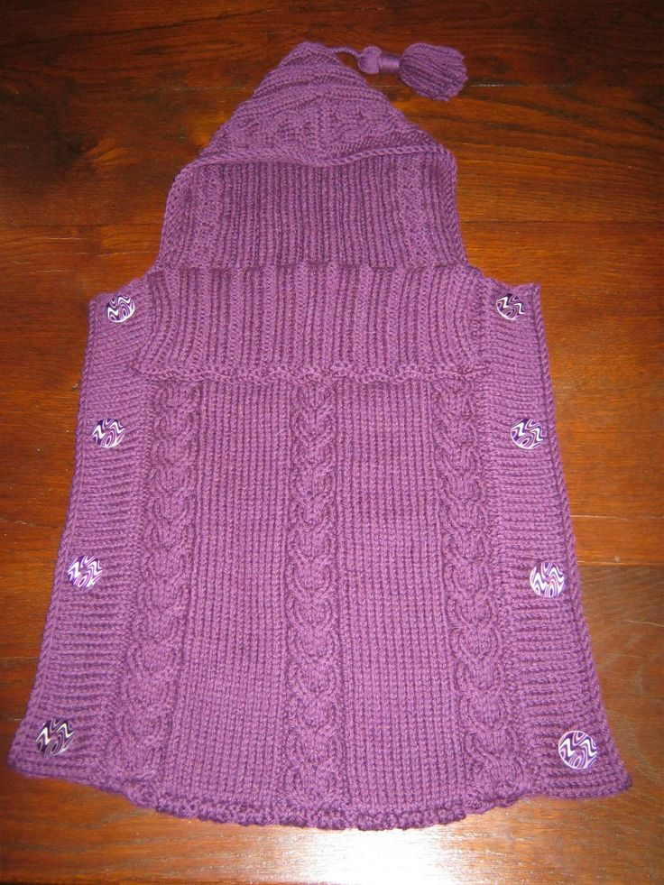 Ravelry: Confortable - Trappelzak by Famili