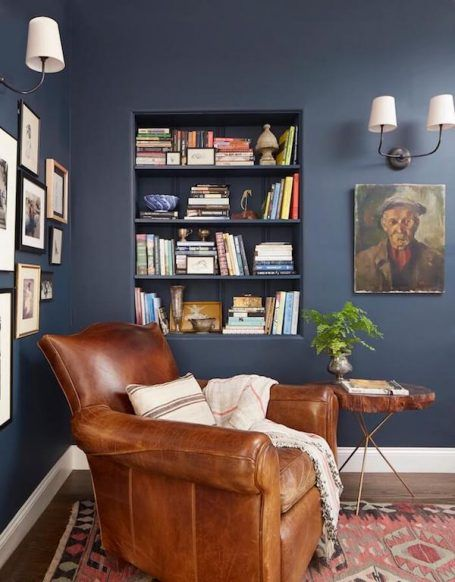 decorating with moody colors - Home Decor Color Palettes