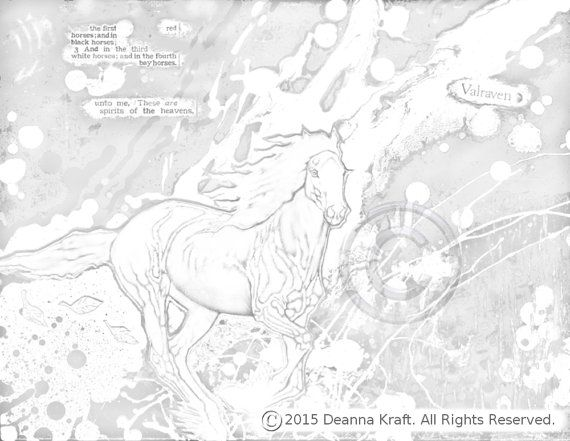 49 best Horse Coloring Pages images on Pinterest | Horse coloring ...