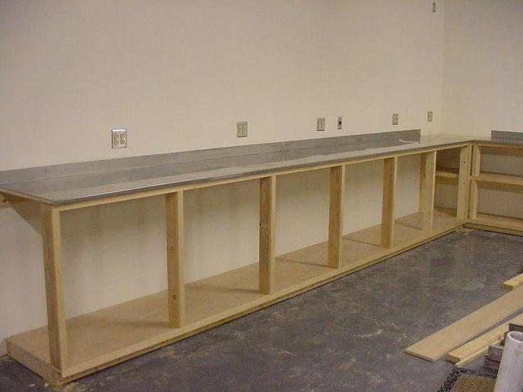 Wooden Garage Cabinets Plans Diy Blueprints Garage