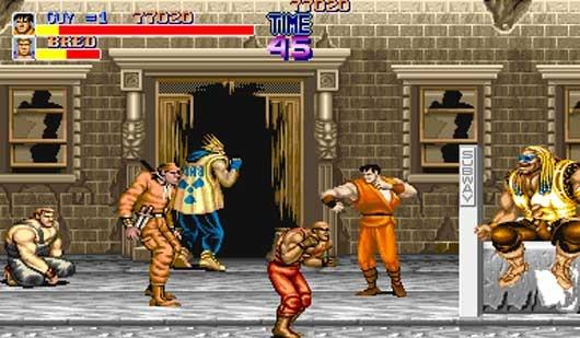 street fighting games