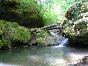 Óbányai-völgy, Csepegő-szikla