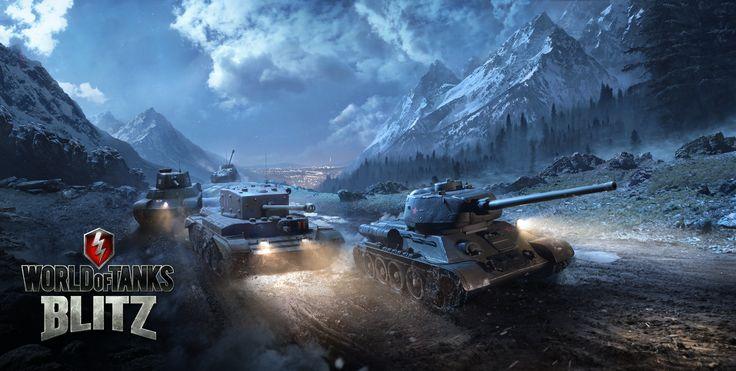 El juego World of Tanks Blitz para OS X se actualiza - http://www.soydemac.com/world-of-tanks-blitz-para-os-x-se-actualiza/