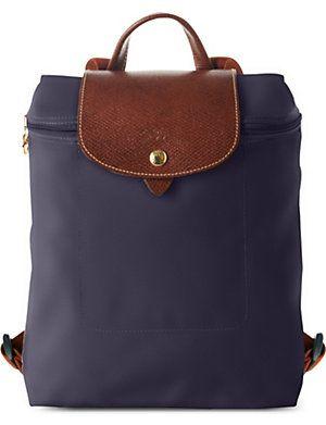 6c6b3ab04ef9 LONGCHAMP Le Pliage backpack
