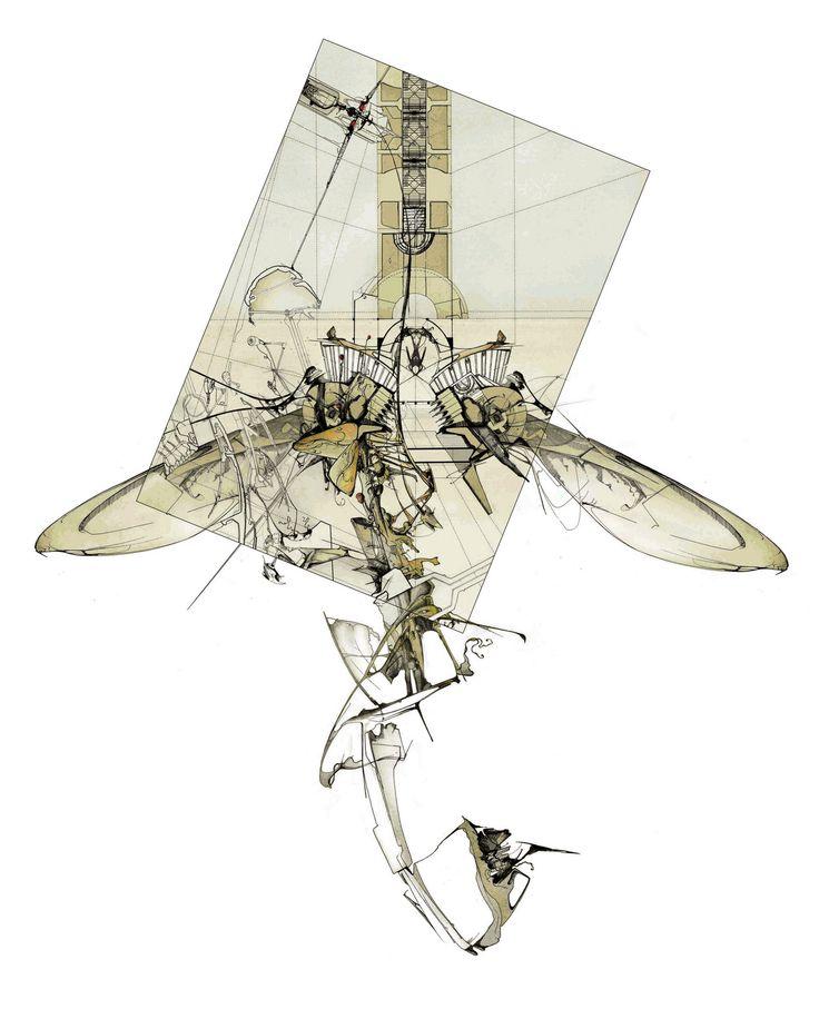 Dan Slavinsky Drawings   World's National Museums and Art
