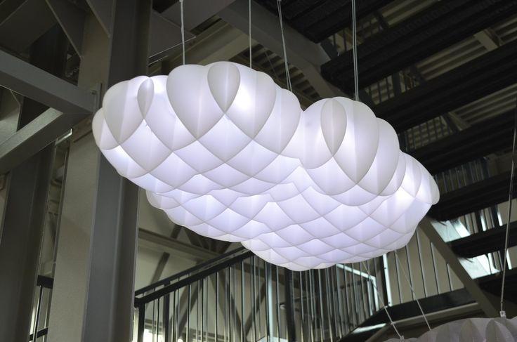 nimbus - LED pendant - Salone del Mobile 2015 - Milan