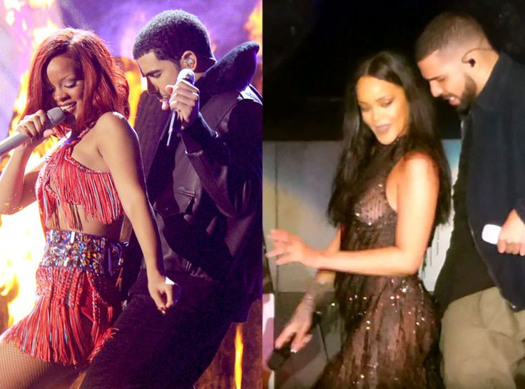 Every Turn Rihanna and Drake's Relationship Has Taken Since They Met: The History Is Real | E! Online