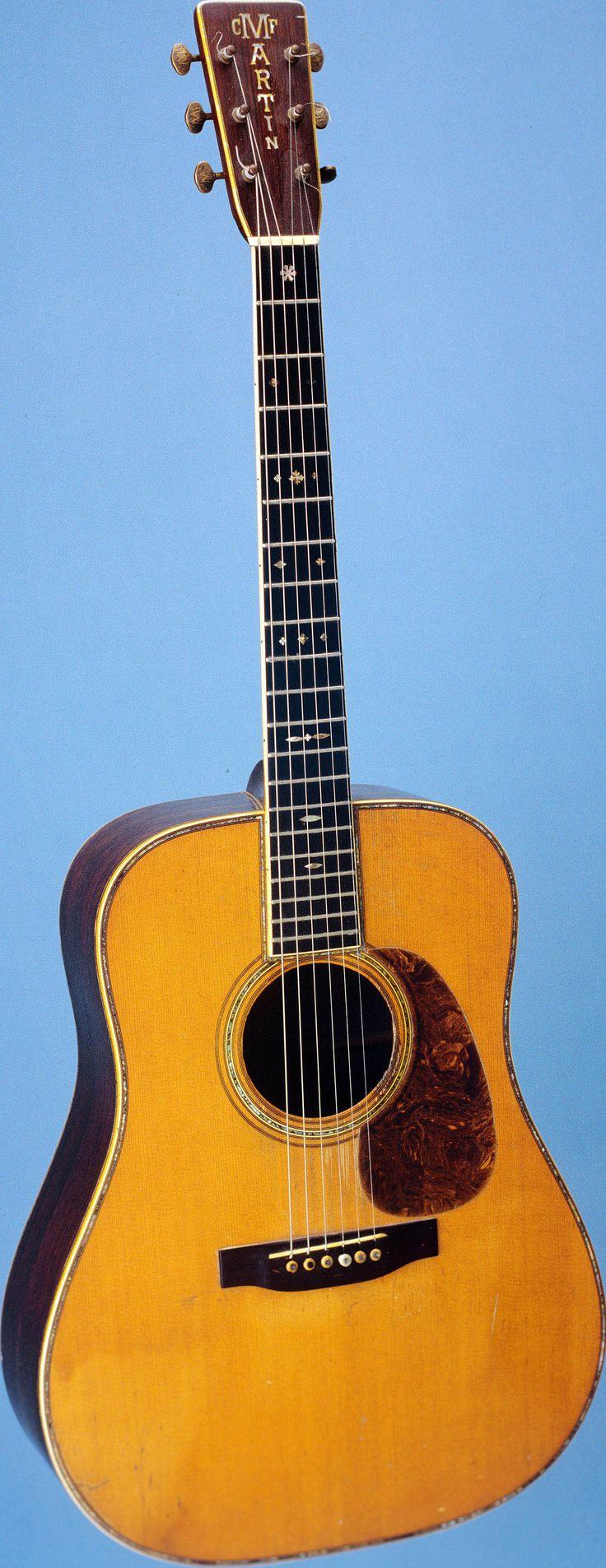 1938 Martin D-45 Acoustic Guitar                                                                                                                                                                                 More