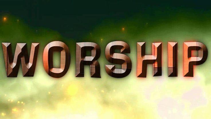 worship Cinematic Logo & Text Animation by elijagod Text