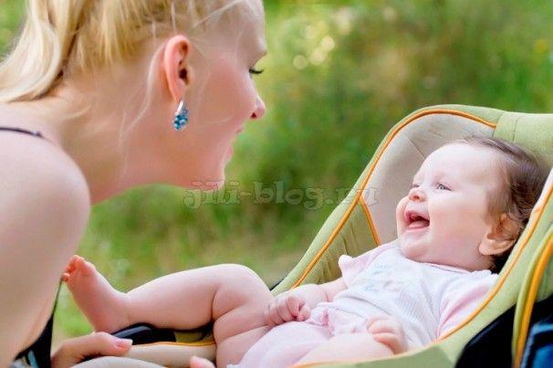 Как научить ребенка говорить? Развиваем речь уже до года   Жили-Были