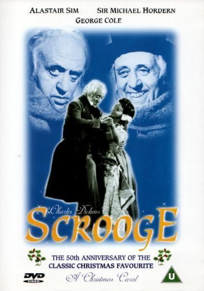 Scrooge (DVD / Alastair Sim / Sir Michael Hordern 1951)