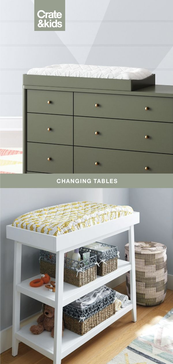 Stylish And Sturdy Our Changing Tables Come In Modern Designs And