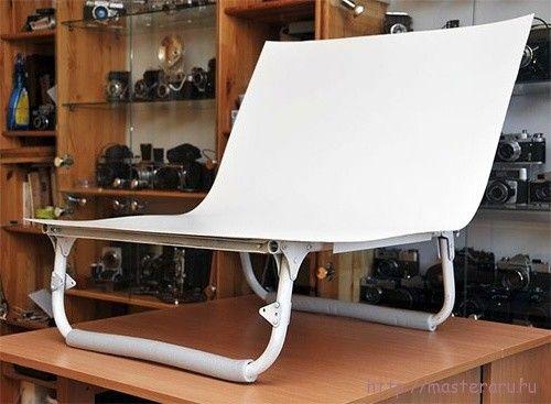 предметный столик для фотографирования
