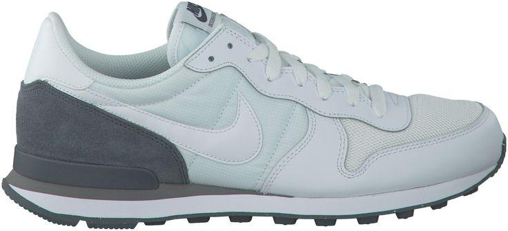 toffe Witte Nike Sneakers INTERNATIONALIST HEREN