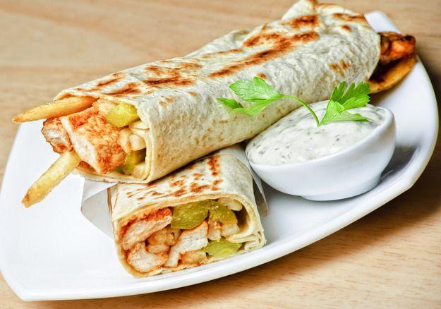 Как приготовить шаурму дома: тонкости + рецепт - KitchenMag.ru