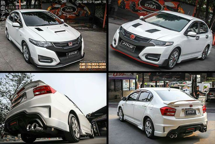 Cc D Eaa Edf B B C E Honda City Body Kits