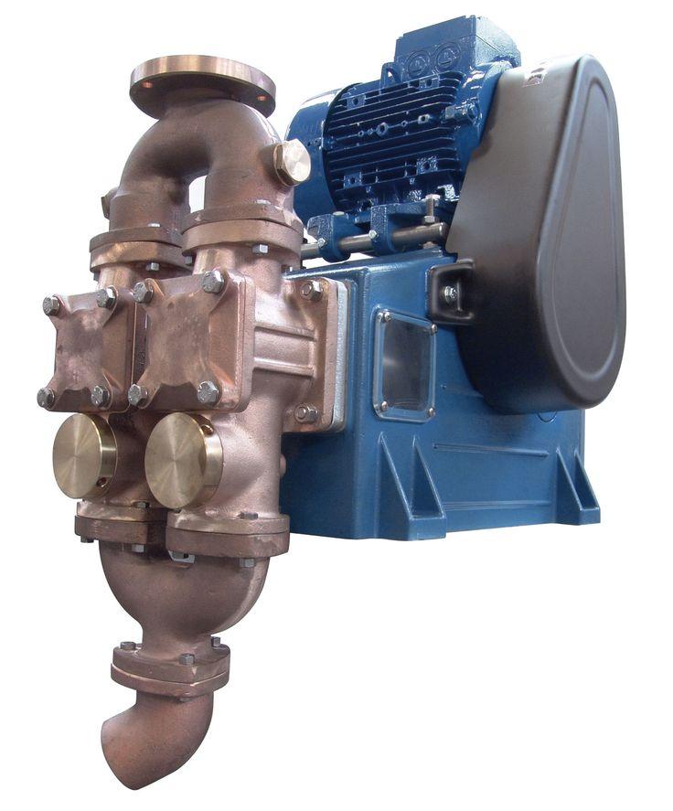 Pompa bicilindrica MC-50