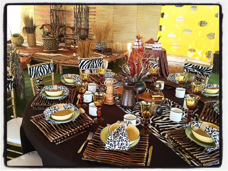 65 best images about traditional african wedding for Traditional wedding decor ideas