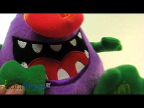www.coolthings.com.au - My Monster that burps and farts