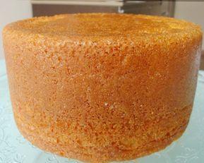 O pão de ló de água é uma receita que fica super fofinho e muito fácil de fazer, fica perfeito para você fazer aquele bolo de aniversario em casa. A receita de pão de ló de água é perfeita para quem faz bolos para vender em casa, principalmente nessas épocas de crise e que todo mundo quer fazer economia.