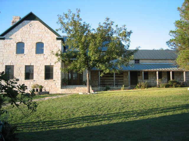 Texas Hill Country Homes | Hill Country Classic Limestone Estate - Fredericksburg, Texas - Homes ...