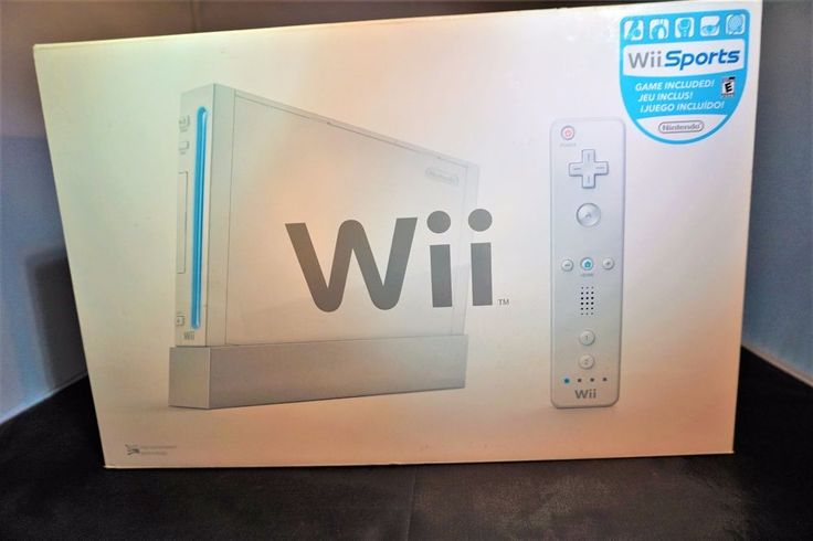 Like New IOB NINTENDO Wii SPORTS Console with Sports Game And Includes Many Acc. #Nintendo