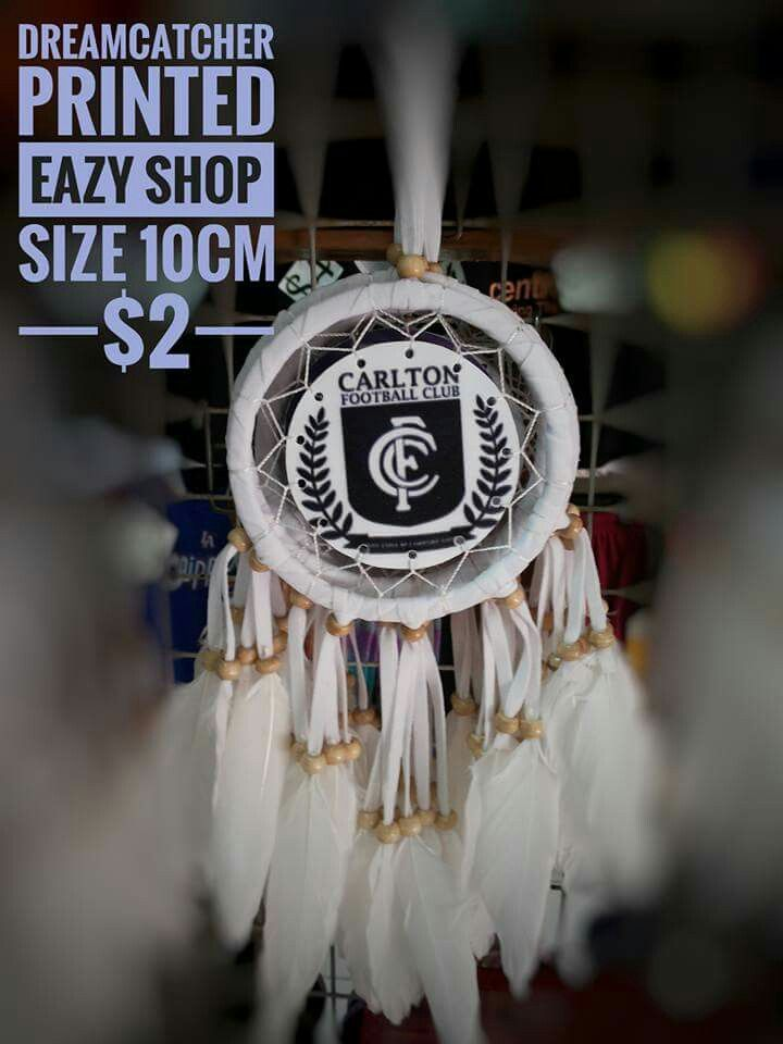 Dreamcatcher Printing  Carlton AFL