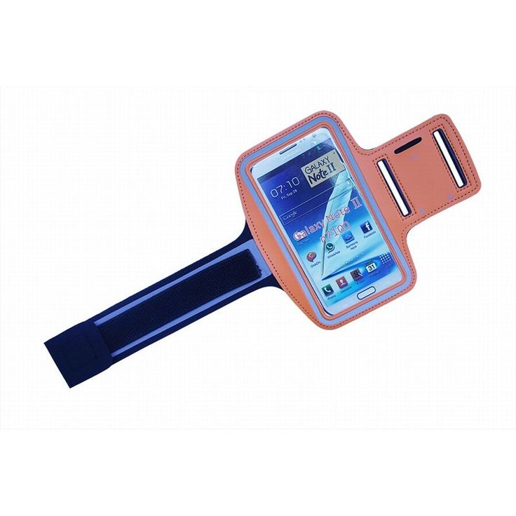Adjustable Neoprene Sports Running Jogging Gym Armband Arm Band cases Cover Holder For Samsung Note1 2 3