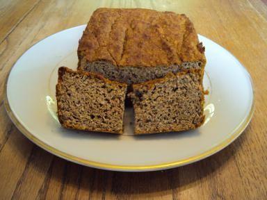 Low-Carb Sugar-Free Pumpkin Bread Recipe