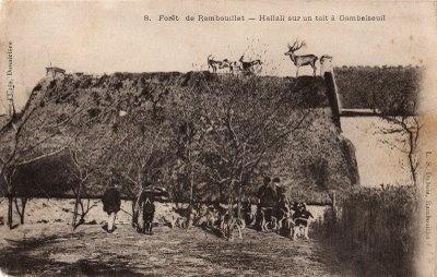 A la billebaude: Cartes Postales de Bonnelles