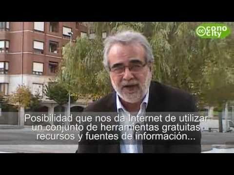 ¿Qué es un PLE? Entrevista a Jordi Adell realizada per Josi Sierra per al projecte i blog CC-Conocity.