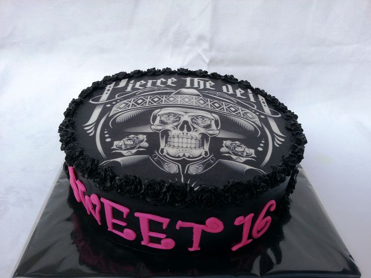 Sweet Sixteen Black