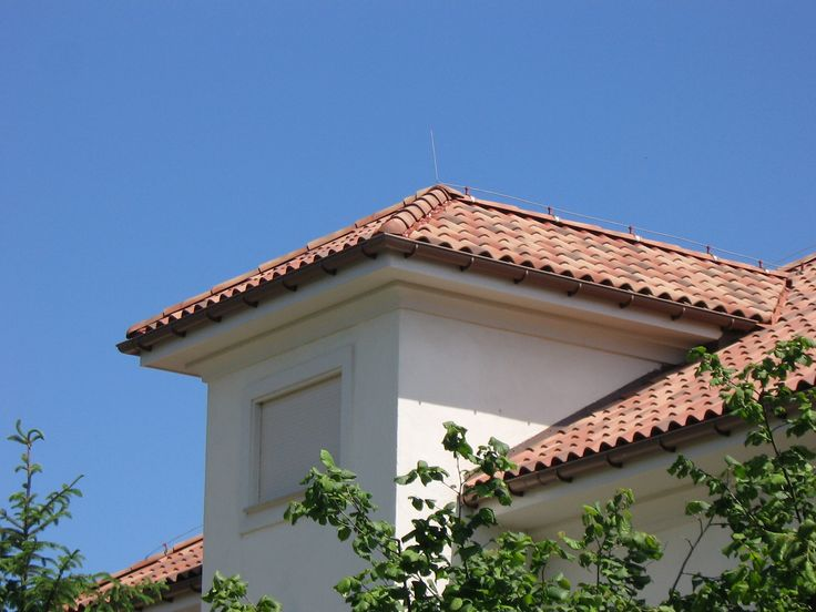 Copertura Coppi Clay roofing tiles