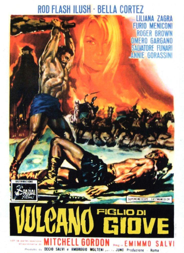 Vulcan, Son of Jupiter (1962